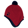 KIDS KNITTED POMPOM CAP